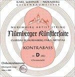 Nürnberger Nürnberger Saiten für Kontrabass Künstler Orchesterstimmung 3/4
