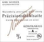 Nürnberger Nürnberger Saiten für Kontrabass Präzision Orchesterstimmung 3/4