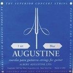 Augustine Augustine Saiten für Klassik-Gitarre Satz Blau high
