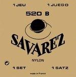 Savarez Savarez Saiten für Klassik-Gitarre Traditional Concert 520 Satz low