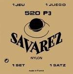Savarez Savarez Saiten für Klassik-Gitarre Traditional Concert 520 Satz high G3w