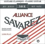 Savarez Savarez Saiten für Klassik-Gitarre Alliance HT Classic 540 Satz normal