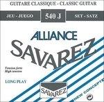 Savarez Savarez Saiten für Klassik-Gitarre Alliance HT Classic 540 Satz high