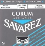 Savarez Savarez Saiten für Klassik-Gitarre Alliance Corum Satz high
