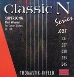 Thomastik-Infeld Klassikgitarre-Saiten Classic N Series. Superlona Light Satz
