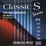 Thomastik-Infeld Klassikgitarre-Saiten Classic S Series. Rope Core. Künstler-Seil Satz