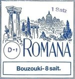 Romana Bouzouki-Saiten Satz