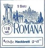 Romana Romana Saiten für Hackbrett D8