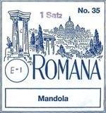 Romana Mandola-Saiten Satz