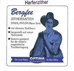 Optima Optima Saiten für Zither Harfen-/Luftresonanz-Zither Nylon blau 1331 38saitig