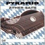 Pyramid Pyramid Saiten für Zither Zither Griff. Münchner Stimmung Satz (D-Bronze)