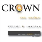 Larsen Crown Saiten für Cello Medium