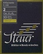 Steuer Blatt Bb-Klarinette Blue Line S100 2