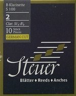 Steuer Blatt Bb-Klarinette Blue Line S800 2
