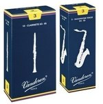 Vandoren Blatt Bass-Klarinette Traditionell 2 1/2