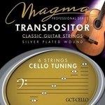Magma Magma Saiten für Klassik-Gitarre Transpositor Satz