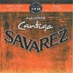 Savarez Savarez Saiten für Klassik-Gitarre Alliance Cantiga Satz normal