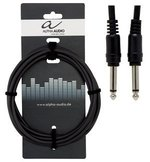 Alpha Audio Basic Line Patchkabel 1,5 m / VE=6