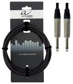 Alpha Audio Peak Line Instrumentenkabel 9 m / VE=5