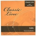 GEWApure Cello Saiten Classic Line Satz 1/2