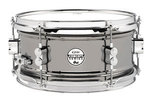 PDP by DW Snaredrum Black Nickel Over Steel 12 x 6
