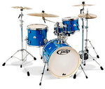 PDP by DW Shellset New Yorker Blue Sparkle
