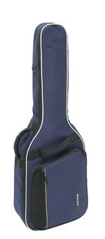 GEWA Gitarren Gig Bag Economy 12 Konzert 3/4-7/8 blau