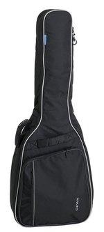 GEWA Gitarren Gig Bag Economy 12 Western schwarz