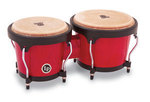 Latin Percussion Bongo Aspire Red Wood