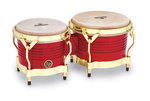 Latin Percussion Bongo Matador Wood Rot