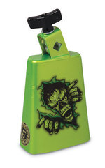 Latin Percussion Kuhglocke Collect-A-Bells Zombie Green