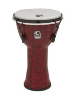Toca Djembe Freestyle II Mechanically Tuned Spun Copper
