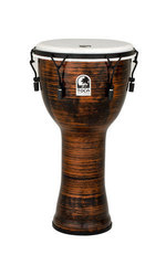 Toca Djembe Freestyle II Mechanically Tuned African Sunset