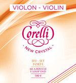Corelli Violin-Saiten New Crystal Forte