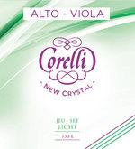Corelli Viola-Saiten New Crystal Light