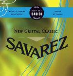 Savarez Savarez Saiten für Klassik-Gitarre New Cristal Classic Satz high