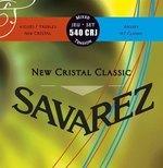 Savarez Savarez Saiten für Klassik-Gitarre New Cristal Classic Satz mixed