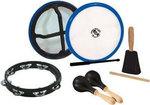 Latin Percussion Percussion Pack WBK400 WB Kids World Rhythm Set