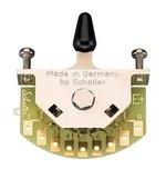 Schaller Tonabnehmer Zubehör Megaswitch Kippschalter E+