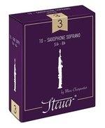 Steuer Blatt Sopran Saxophon Traditionell 1 1/2