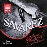 Savarez Savarez Saiten für Akustikgitarre Acoustic 12-str. Ex-Light .010