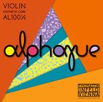 Thomastik-Infeld Violin-Saiten ALPHAYUE  Nylonkern Satz 1/8