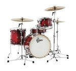 Gretsch Kesselsatz Catalina Club Gloss Crimson Burst