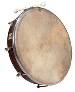 Latin Percussion Bodhran Tunable