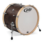 PDP by DW Bassdrum Concept Classic Natural