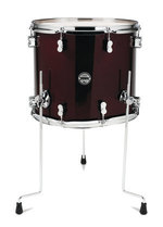 PDP by DW Standtom Concept Maple Ebony Stain