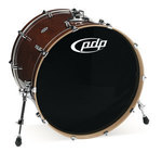 PDP by DW Bassdrum Concept Maple Cherry Stain