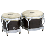 Latin Percussion Bongo Matador Wood Schwarz