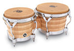 Latin Percussion Bongo Generation II Wood Natur