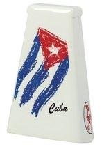 Latin Percussion Kuhglocke Bongo Heritage Cuban Flag Cuban Flag